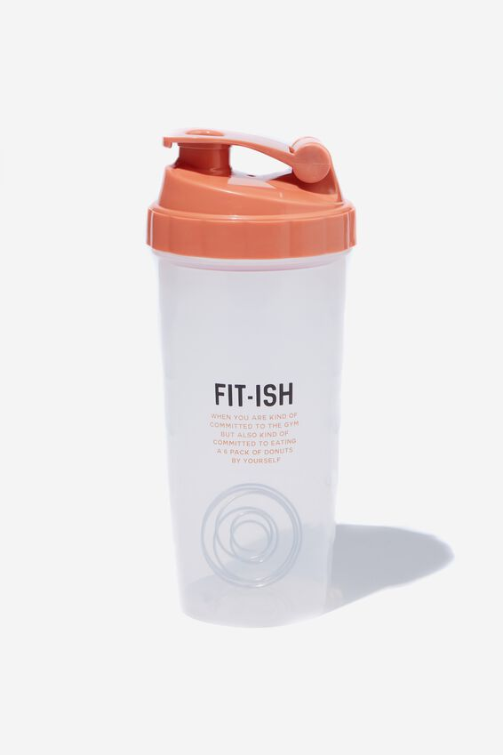 The Shaker, FIT-ISH