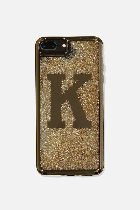 Shake It Phone Case 6, 7, 8 Plus, GOLD K