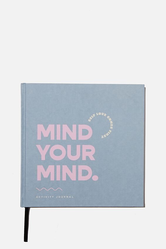 A5 Activity Book, MIND YOUR MIND
