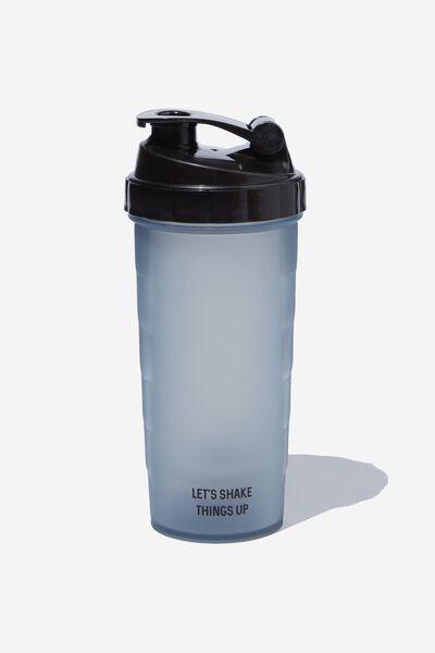 The Shaker, SHAKE THINGS UP
