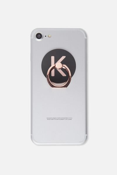 Phone Rings, K ROSE GOLD