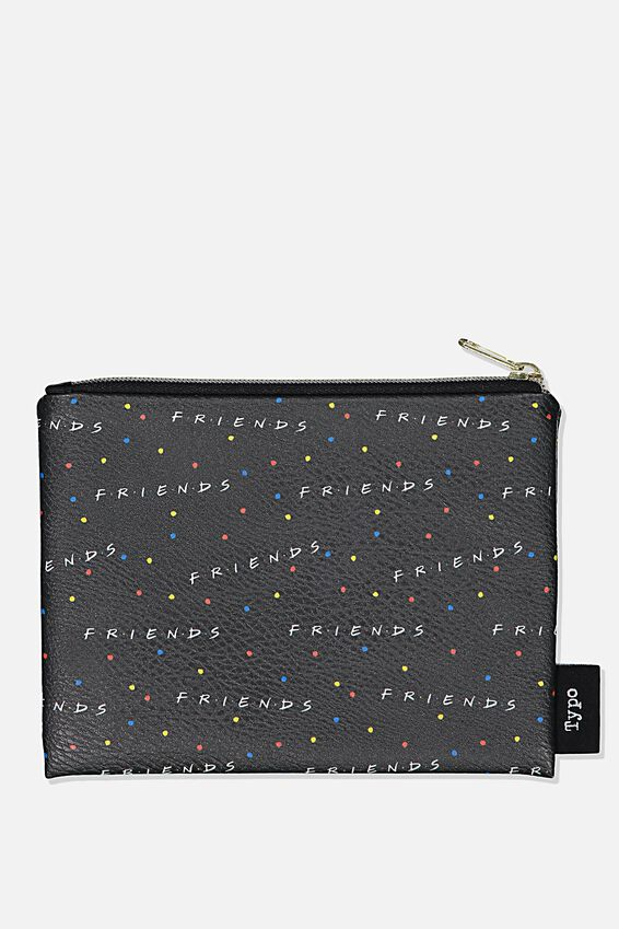 Friends Pu Campus Pencil Case, LCN WB FRIENDS
