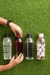 The Counter Drink Bottle, JUNGLE LEAF SPOT
