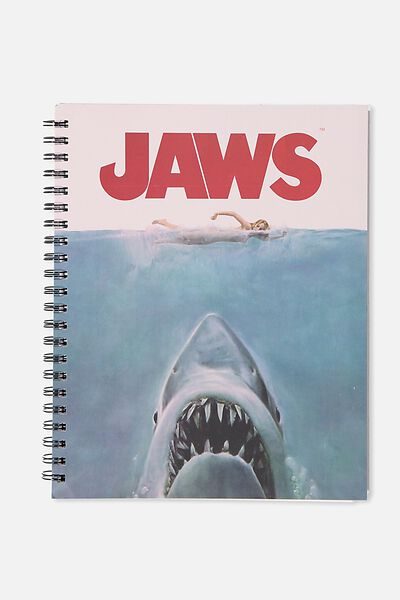 A4 Campus Notebook - 240 Pages, LCN JAWS