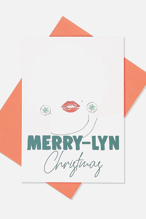 Christmas Card 2019, PAR MARRY LYN