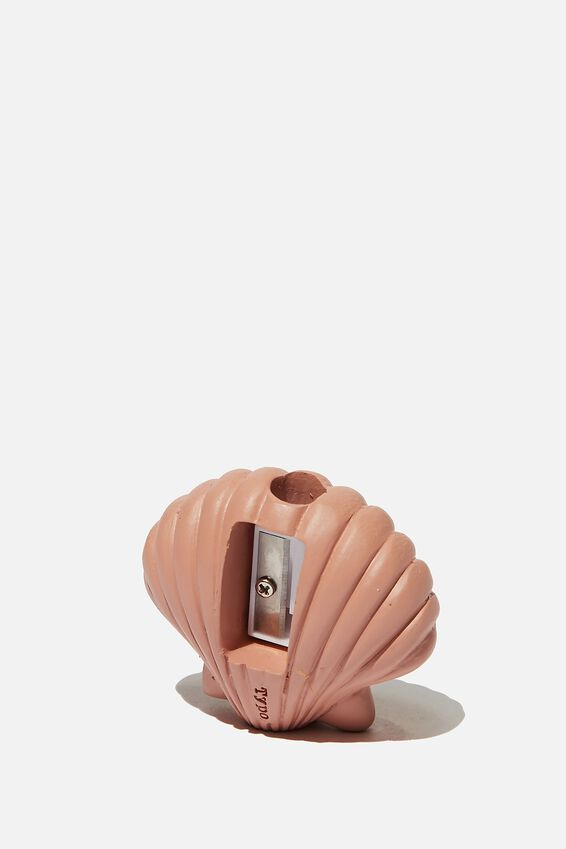 Resin Pencil Sharpener, SEASHELL