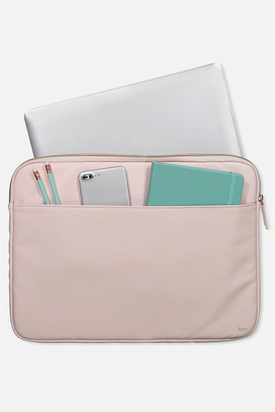 Core Laptop Cover 15 Inch, BLUSH