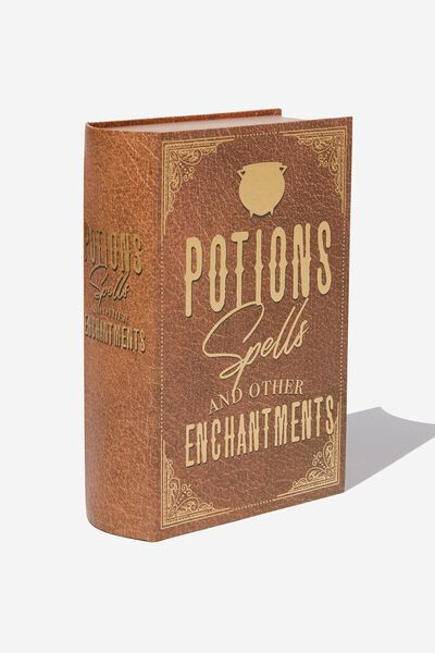Secret Book Storage, POTIONS