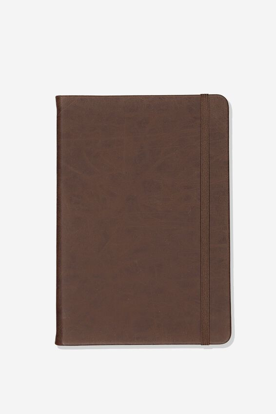 A5 Blank Buffalo Journal,