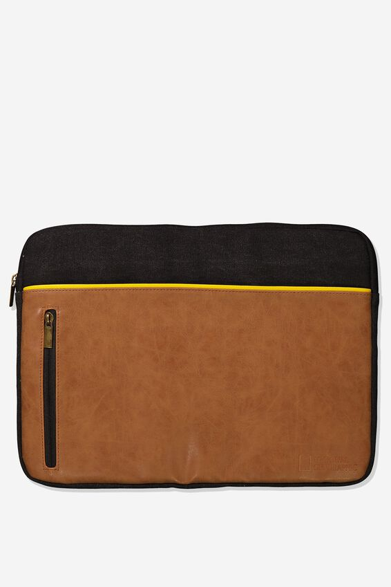 Take Charge 15 Inch Nat Geo Laptop Cover, LCN NG NAT GEO
