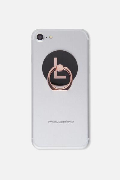 Phone Rings, L ROSE GOLD