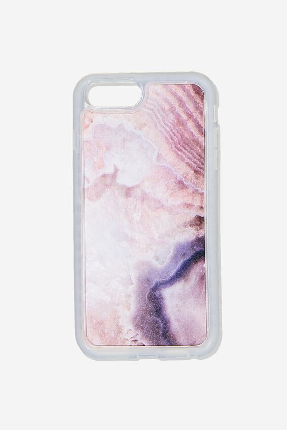 The Superior Phone Cover 6,7,8 Plus, MOODY MARBLE STONE
