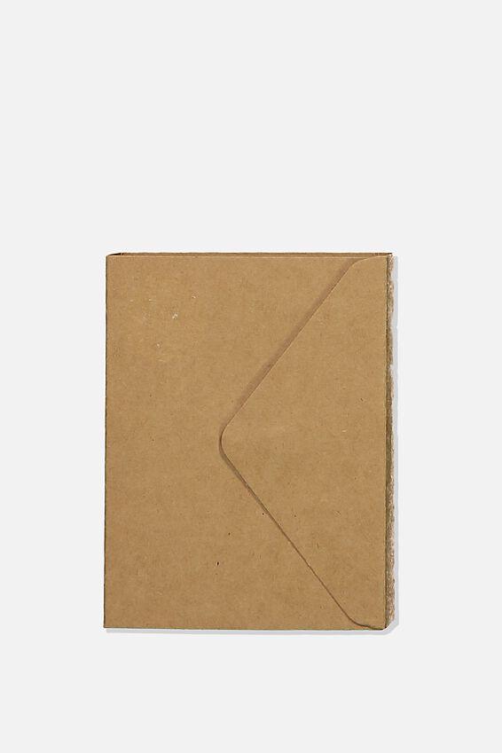 Pocket Sticky Note Set, CRAFT