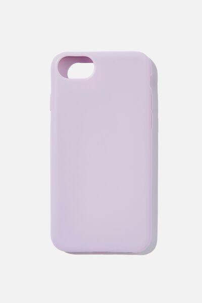 Slimline Recycled Phone Case Iphone SE, 6,7,8, HEATHER