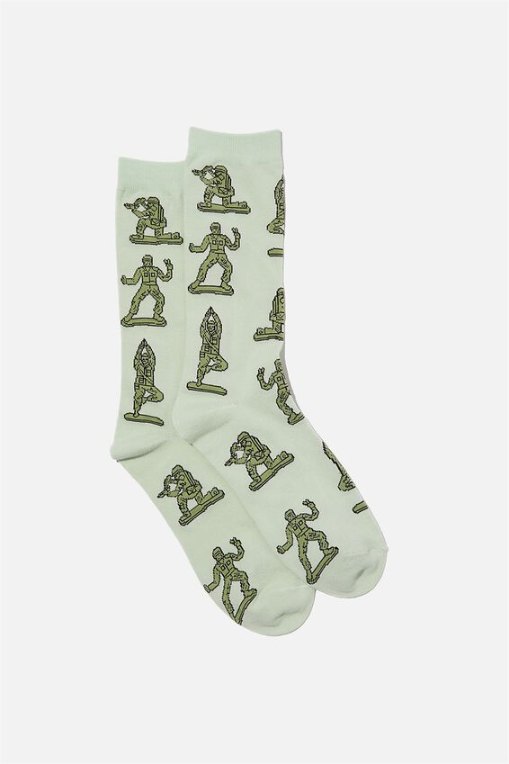 Socks, ARMY MEN