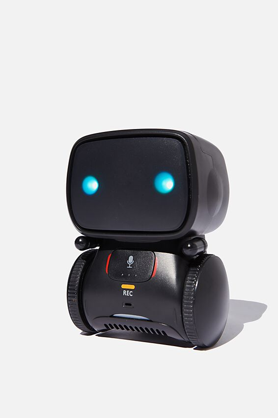 Voice Control Robot, BLACK