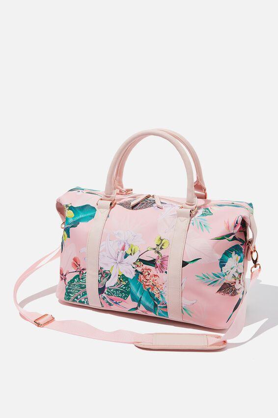 Weekend Away Duffel Bag, BIRD OF PARADISE