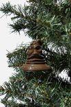 Harry Potter Christmas Ornament, LCN WB HP SORTING HAT