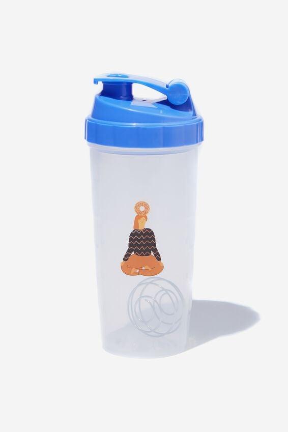 The Shaker, YOGA GIRL