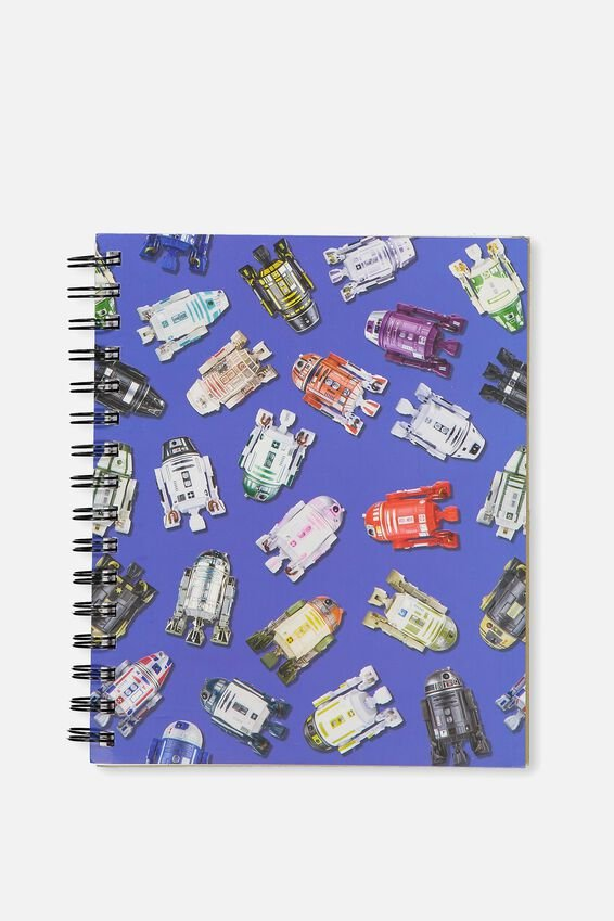 Star Wars A5 Notebook, LCN STAR WARS R2D2