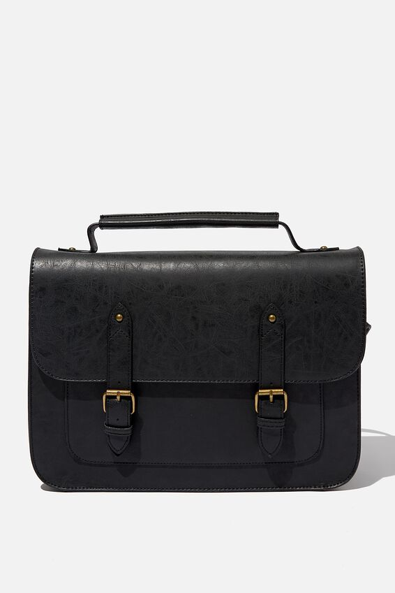 Milton Satchel, BLACK