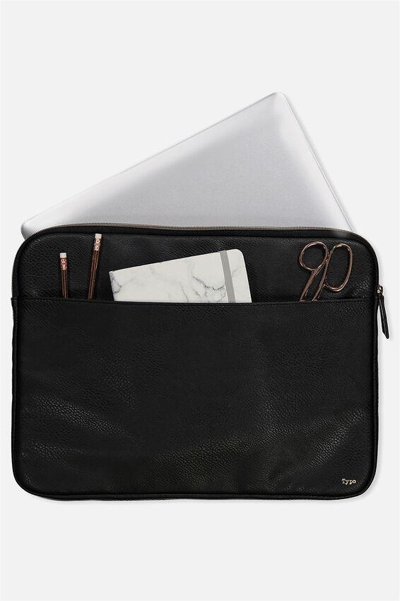 Core Laptop Cover 15 Inch, BLACK