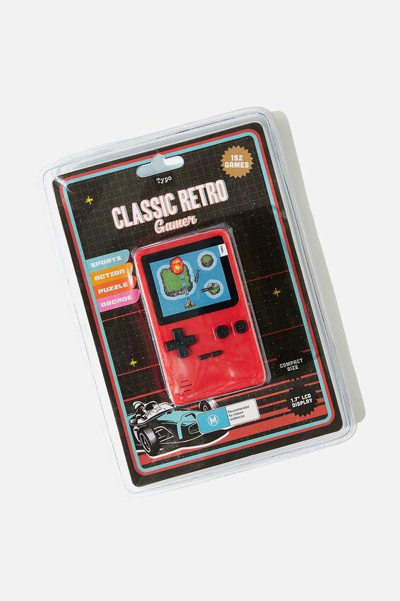 Classic Retro Gamer, RED
