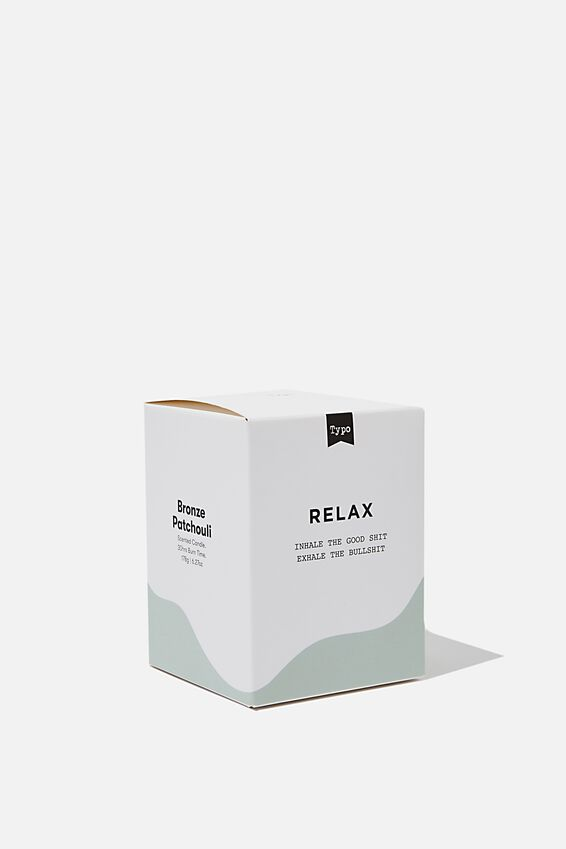Mood Candle, RELAX!