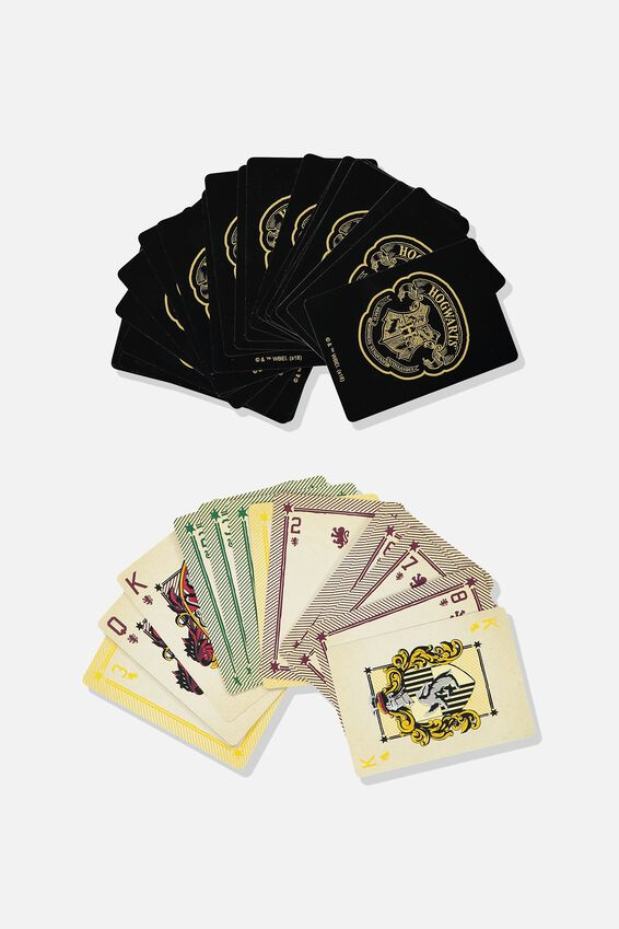 Playing Cards, LCN HARRY POTTER
