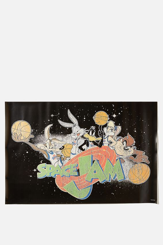 Space Jam Poster, LCN WB SPACE JAM