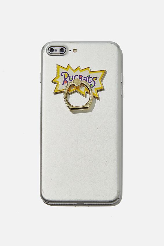 Rugrats Metal Phone Ring, LCN NIC RU RUGRATS