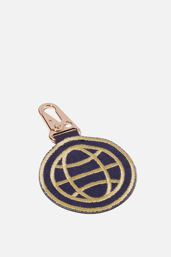 Bag Charm, WIDE WORLD