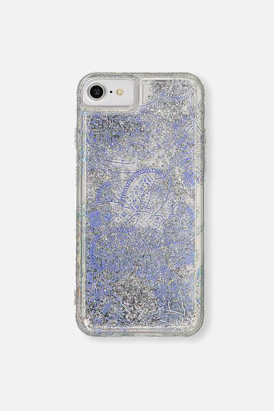 Shake It Phone Case Universal 6,7,8, HOLOGRAPHIC LACE