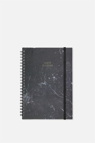 2018 19 Spinout Diary, BLACK MARBLE