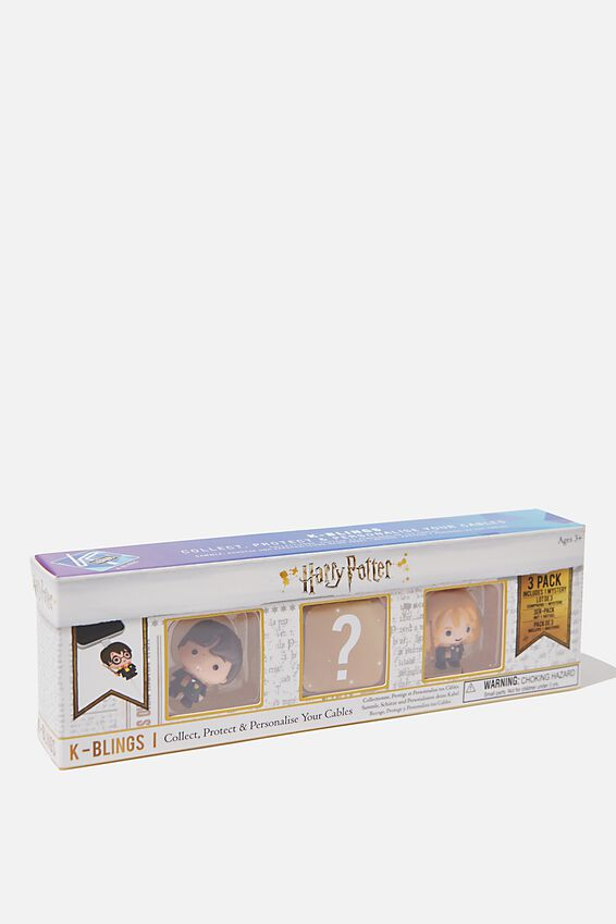 K-Blings, HARRY POTTER 3PK
