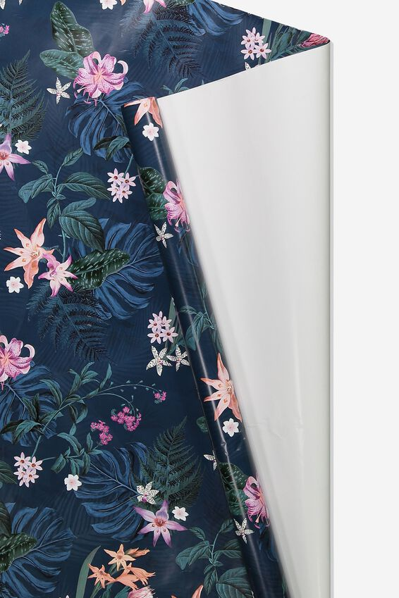 Roll Wrapping Paper, KYLIE FLORAL