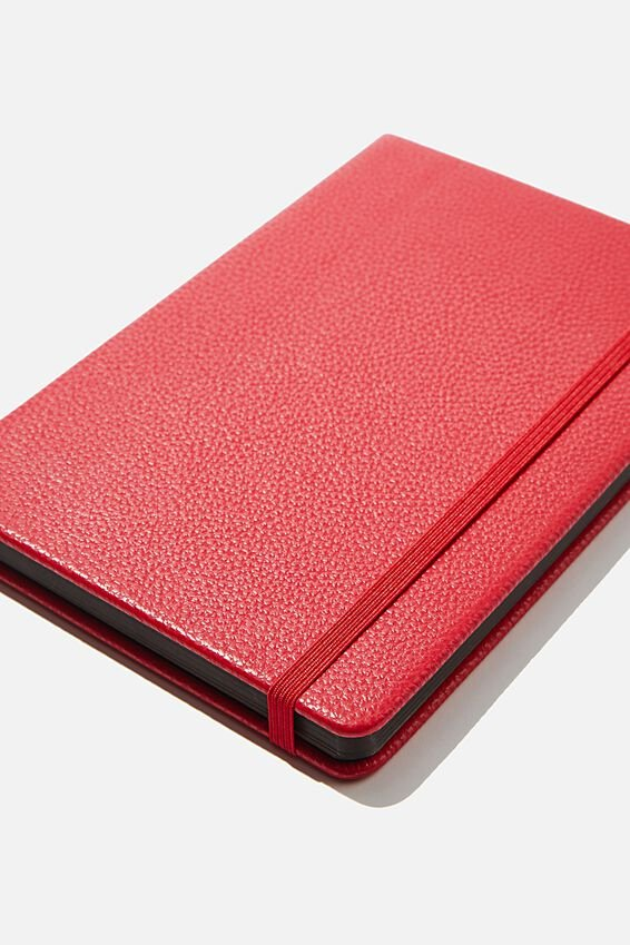 A5 Buffalo Journal, RED