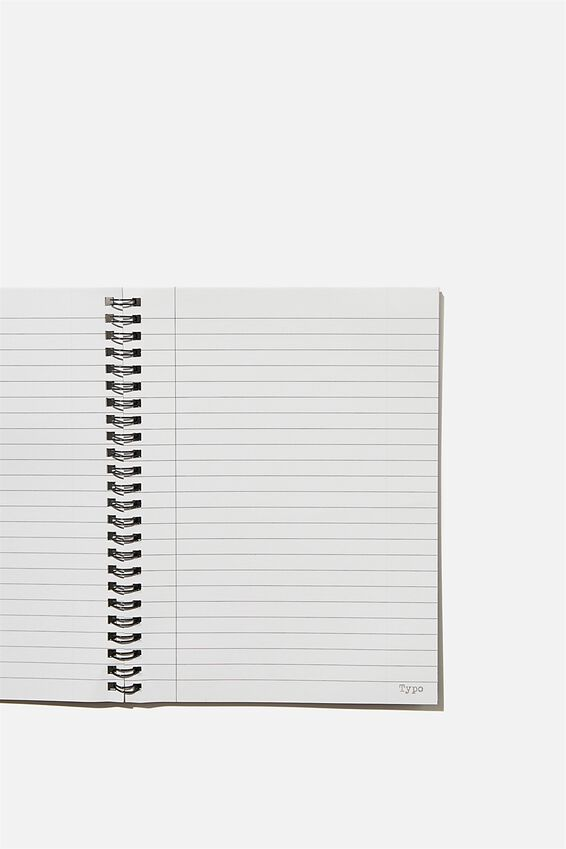 A5 Spinout Notebook Recycled, LCN MT NAUGHTY BY NATURE