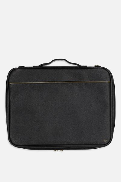 Mobile Laptop Folio, BLACK