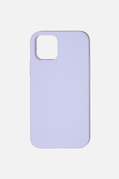 Slimline Recycled Phone Case Iphone 12, 12 Pro, PALE LILAC
