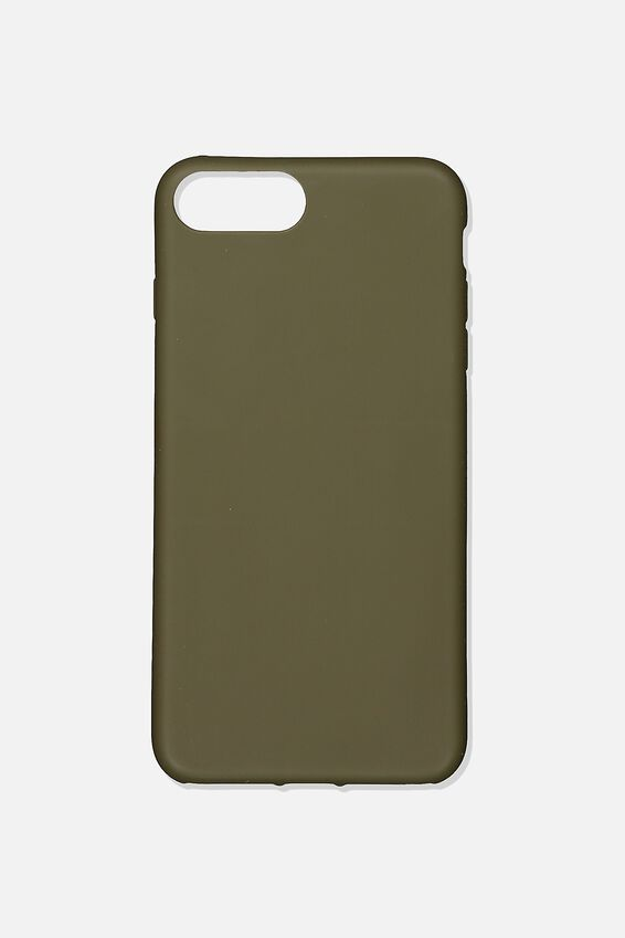 Recycled Phone Case iPhone 6,7,8 Plus, OILSKIN