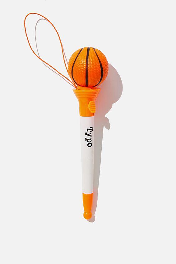 Bounce Back Pen, BASKETBALL