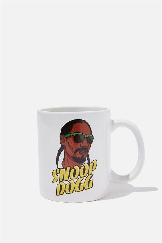 Snoop Dogg Anytime Mug, LCN MT SNO SNOOP DOGG