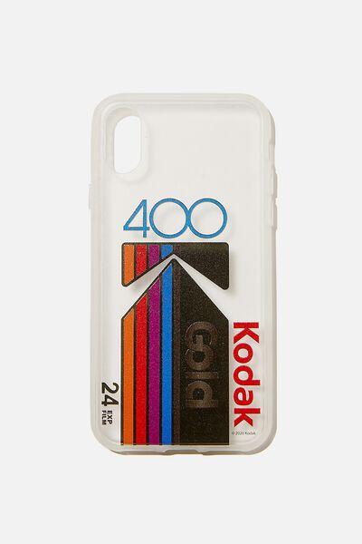 Snap On Protective Phone Case X, Xs, LCN KODAK