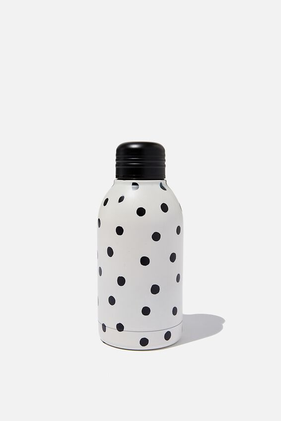 Mini Metal Drink Bottle, DOTTIE SPOT