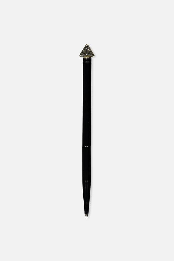 Iconic Metal Pen, LCN DEATHLY HALLOWS