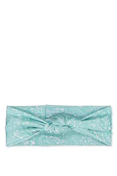 Twist Hair Band, LACE