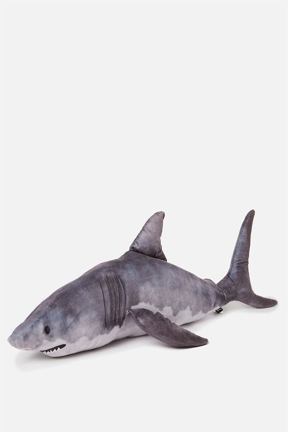 Cushy Cushion, SHARK