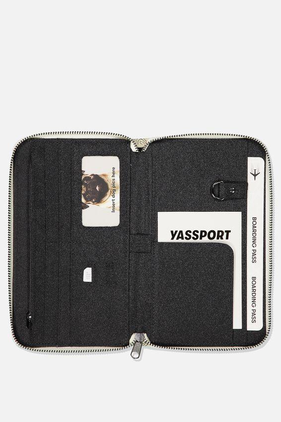 Rfid Odyssey Travel Compendium Wallet, TOPOGRAPHIC MAP