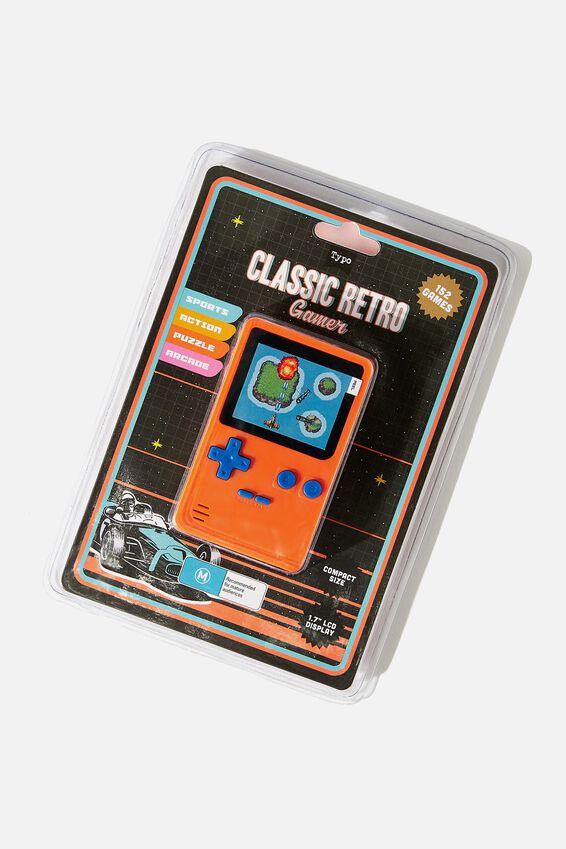 Classic Retro Gamer, ORANGE